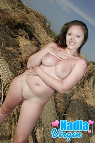 Chubby girl virgin von